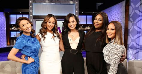 The Real Com Giveaways - the real a daytime talk show with co hosts adrienne houghton loni love tamera