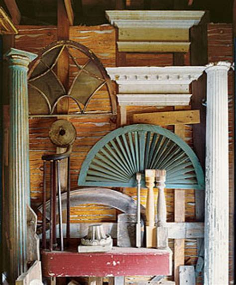 how to shop for architectural salvage restoration