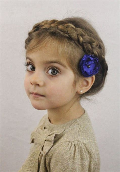 8 Easy Little Girl Hairstyles Sweetest Bug Bows Girlie | 61 best images about hair styles for little girls on