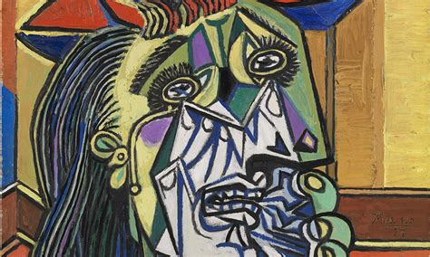 picasso paintings the weeping picasso s fight against fascism and the