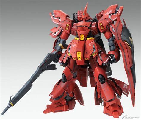 Gundam Msn 04 Sazabi Mg Bandai 1 100 mg msn 04 sazabi ver ka nz gundam store