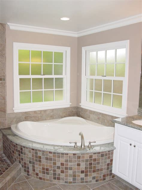 corner tub bathroom designs corner bathroom tubs 187 bathroom design ideas