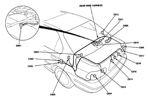 light wiring 2000 honda civic diagram honda wiring
