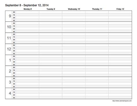 appointment scheduling template day appointment calendar printable 2016 with time slots
