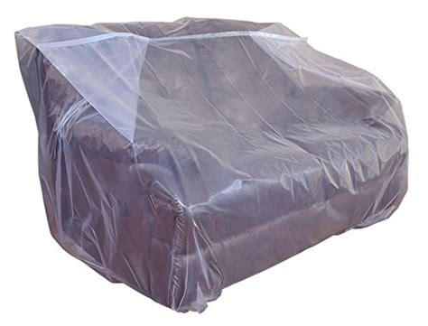 plastic recliner covers furniture cover plastic bag for moving and storage sofa