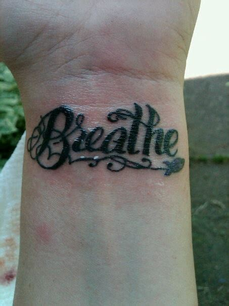 tattoo breathe easy 63 best images about tattoo ideas on pinterest white