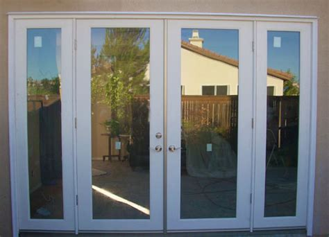 patio doors with sidelights barn and patio doors