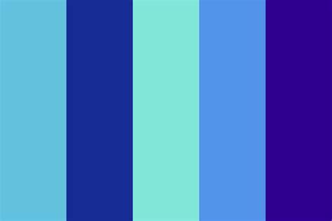Oceanic Color Palette