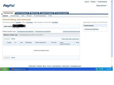 sarat membuat paypal verifikasi paypal murah dan cepat di vccmurah com area