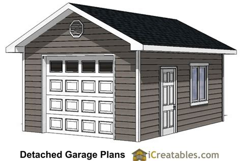 how to build a one car garage how to build a one car garage 1 car garage plans storage
