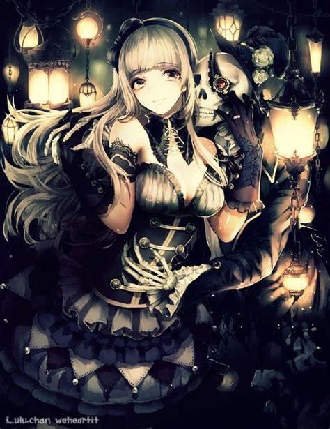 scary evil anime girls gothic anime girl anime girls random pinterest
