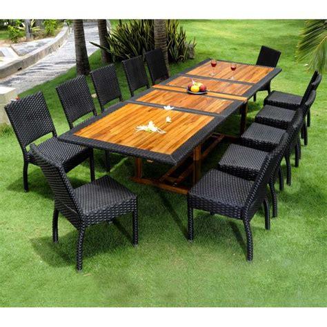 Entretien D Une Table De Jardin En Teck
