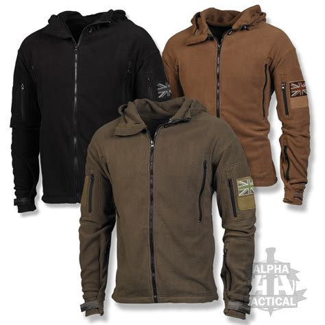 Jaket Hoodie Special tactical fleece hoodie special forces jacket with