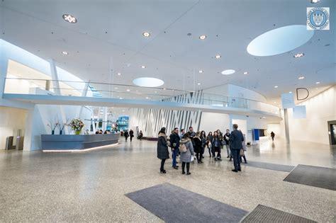 erste bank lbs students visit erste bank cus lauder business school