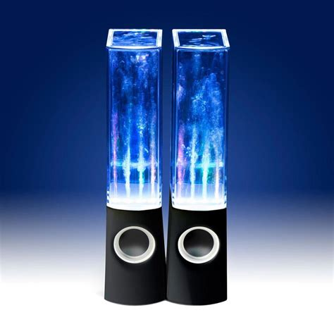 bluetooth water light speakers water dancing speakers with bluetooth nzclearancehouse
