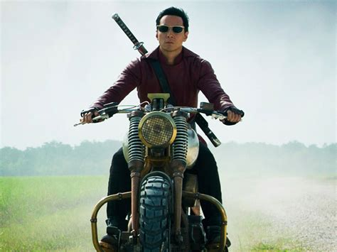motorcycle from into the badlands into the badlands trailer the awesomer