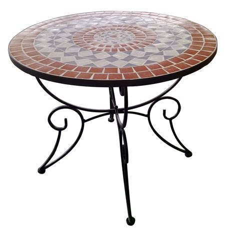 Mosaic Patio Table Top China Mosaic Top Table 21 M90 Kd China Patio Furniture Outdoor Furniture