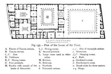 layout of pompeii house ancient pompeii house layout house best design