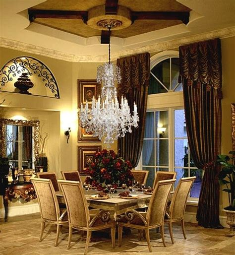chandeliers  dining rooms  basic