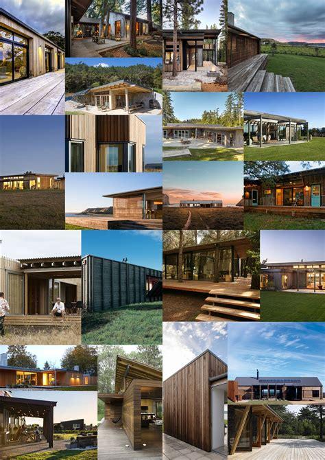 DIY HOUSE BUILD   House Exterior Ideas   Black vs Natural