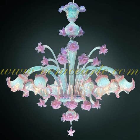 lustres de murano colombina lustre en verre de murano
