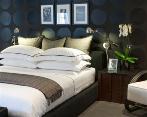 männer zimmer schlafzimmer idee dekoration