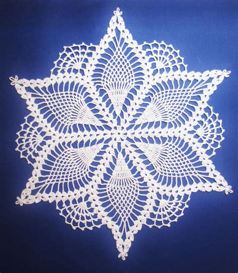 doily pattern pinterest free doilies pattern to printing this pineapple