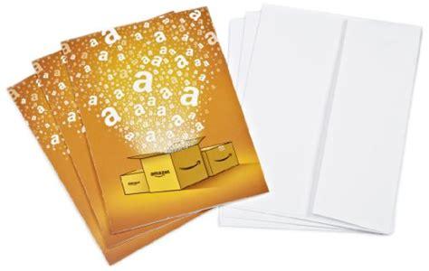 Amazon Physical Gift Card - amazon com gift greeting thank design
