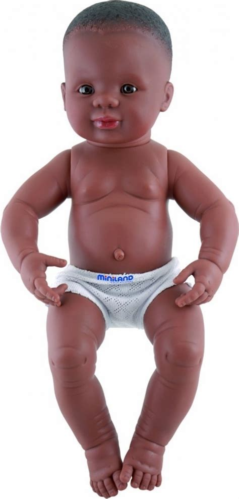 anatomically correct doll nz miniland 40cm anatomically correct newborn baby doll
