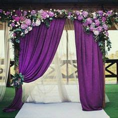 Wedding Arch Walmart by Altar Arch Made With Backdrop Stand Cheap Fabric And