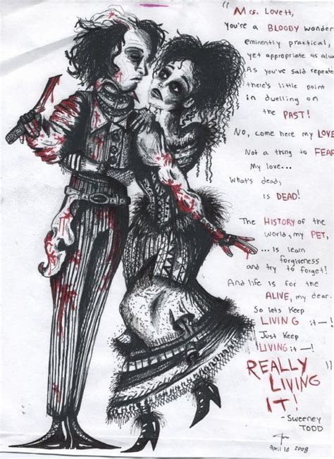 gifts for tim burton fans 47 best sweeney todd images on pinterest