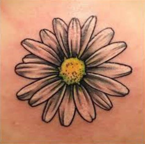 daisy flower tattoo designs 25 best ideas about designs on