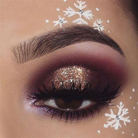 christmas day makeup     season liatsy blog