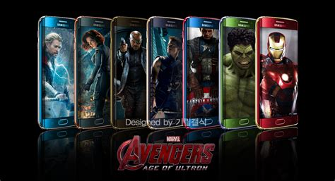 themes galaxy s6 edge avengers samsung could offer galaxy s6 edge in limited edition