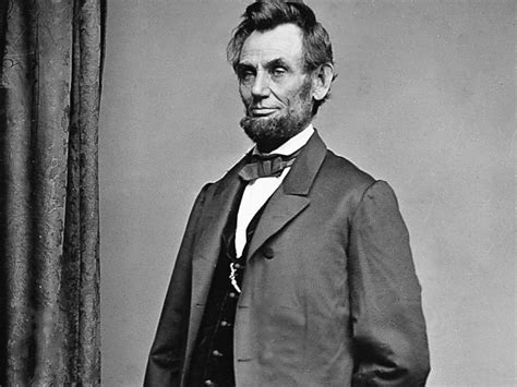 president lincoln presidency the of the presidential announcement from lincoln to