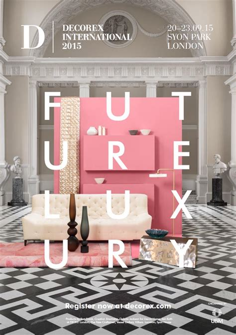 decorex 2015 creative shoot on the future luxury
