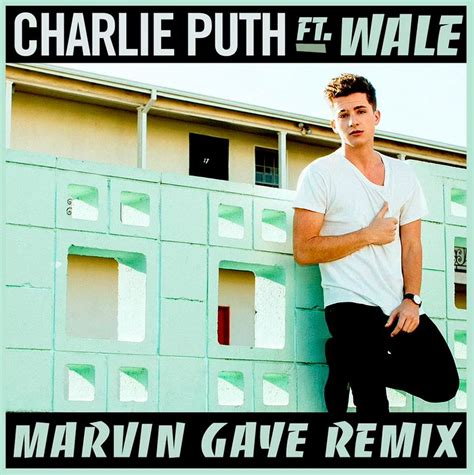 charlie puth upcoming album new music charlie puth marvin gaye remix feat