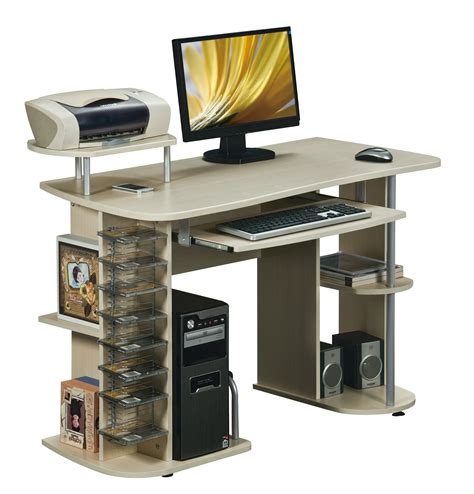 sixbros computer desk workstation work table different