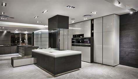 kitchen showroom design ideas  images