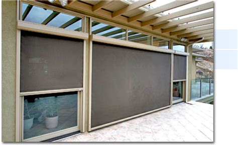 automatic retractable sun shade screens for your project