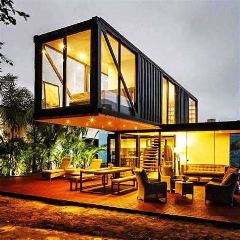 Best 25 Container Houses Ideas On Pinterest Container Sea Container Home Designs