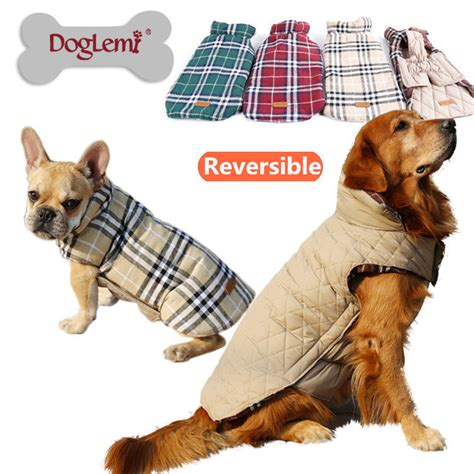2016 small to large clothes winter warm reversible