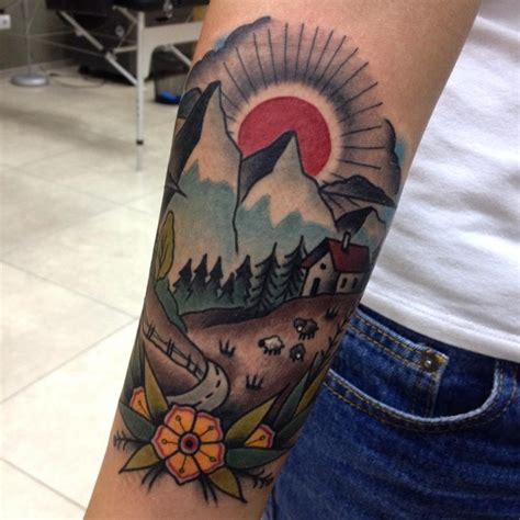 nature tattoo ideas 55 amazing nature tattoos