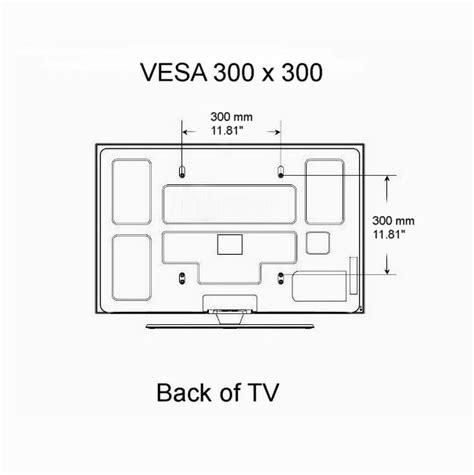 Tv Lcd 300 Ribuan vesa 300 x 300 mountsdirect plasma tv mount lcd tv