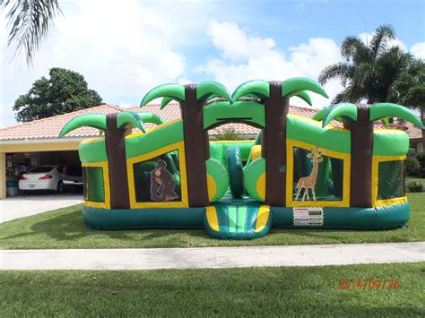Bounce House Water Slide And Party Rentals Boca Raton Bounce House Rentals In West Palm