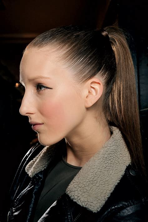 pony tail styles for older women ponytail hairstyles 2012 for women stylish eve