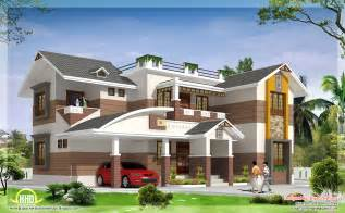 Home Design 7 0 2700 Sq Feet Beautiful 4 Bedroom House Elevation House