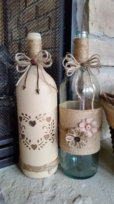 decorate bottles 25 best ideas about decorating wine bottles on pinterest