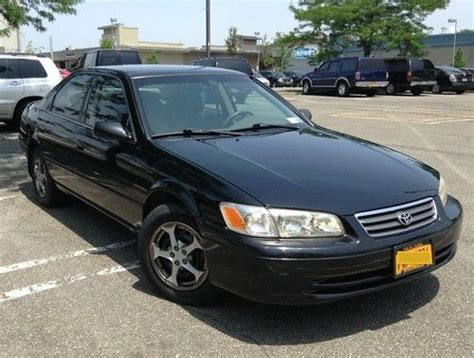 2000 Toyota Camry Mpg Sell Used 2000 Toyota Camry Le Sedan 4 Door 3 0l In