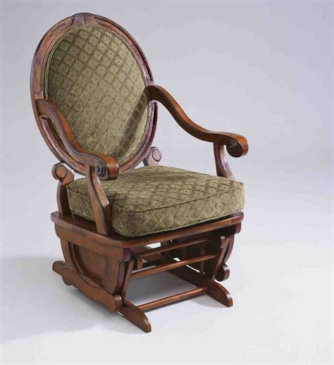 Glider Or Rocking Chair by Gliding Rocking Chair Cushions Home Furniture Design